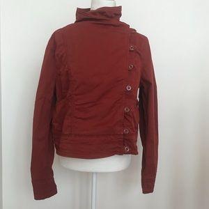 Marrakech rust coloured jacket